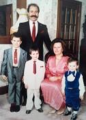 Linda & Bassam Nahas' Family.