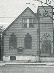 The original Church (c1980).