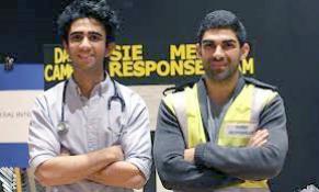 Anthony Saikali & Tarek Lawen (St. Antonios) created a volunteer medical response team at Dalhousie University.