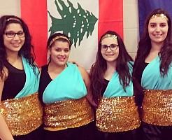 Giselle Hage, Gracia Makhoul, Paulina Abboud, Diane Farah.