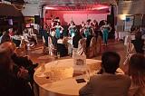 l'Alliance Française gala at Saint Antonios' Olympic Hall.
