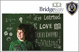 Nali & Fred George also support Bridgeway Academy, which focuses on helping children develop reading and writing skills.  Nali is the event creator and chairwoman for the fundraiser: