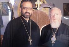 Fr. Saikali & Fr. Parsons.