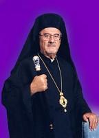 Metropolitan Philip Saliba (1931-2014).