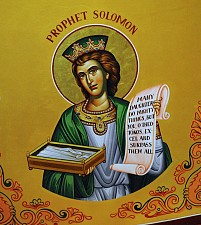 The Prophet Solomon
