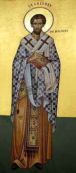 Saint Gregory Dialogus