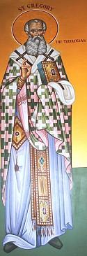 Saint Gregory the Theologian