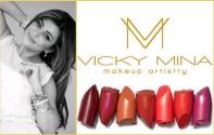 Vicky Mina runs VM Makeup Artistry.
