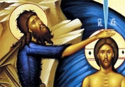 Saint John the Baptist & Jesus