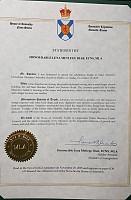 Saint Antonios recognized at the NS Legislature