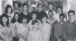 Members of the Teen SOYO (c1980s) have three decades later become key to the construction of the new Church (e.g., Louie Lawen).