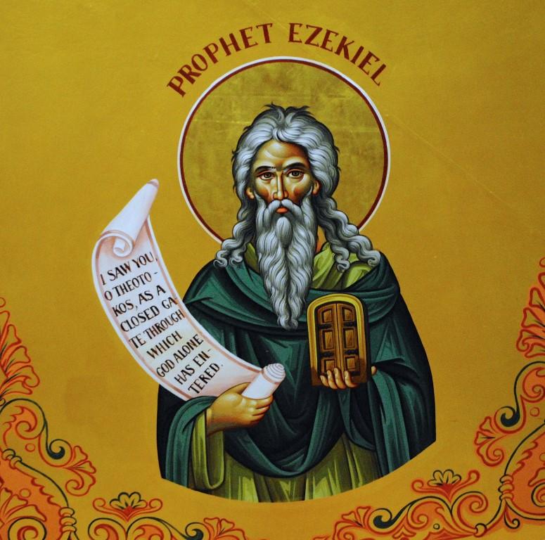 Saint Antonios Orthodox Church Icons